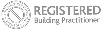 Registered Builder logo