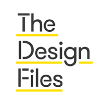 The Design Files logo